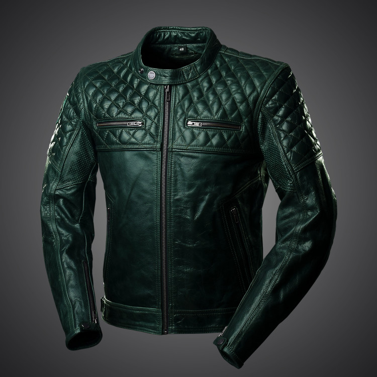 Scrambler British Racing Green