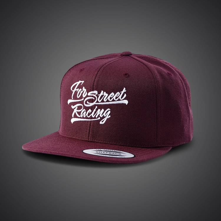 Pet FSR Bordeaux Snapback